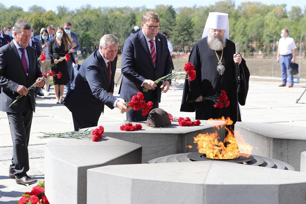 Народный военно-исторический музейный комплекс «Самбекские высоты» открыт на Дону