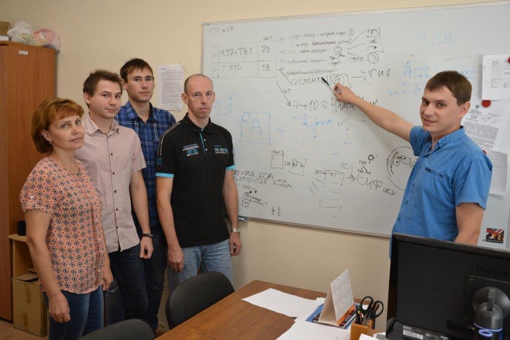 В АО «АМР» отметили день программиста