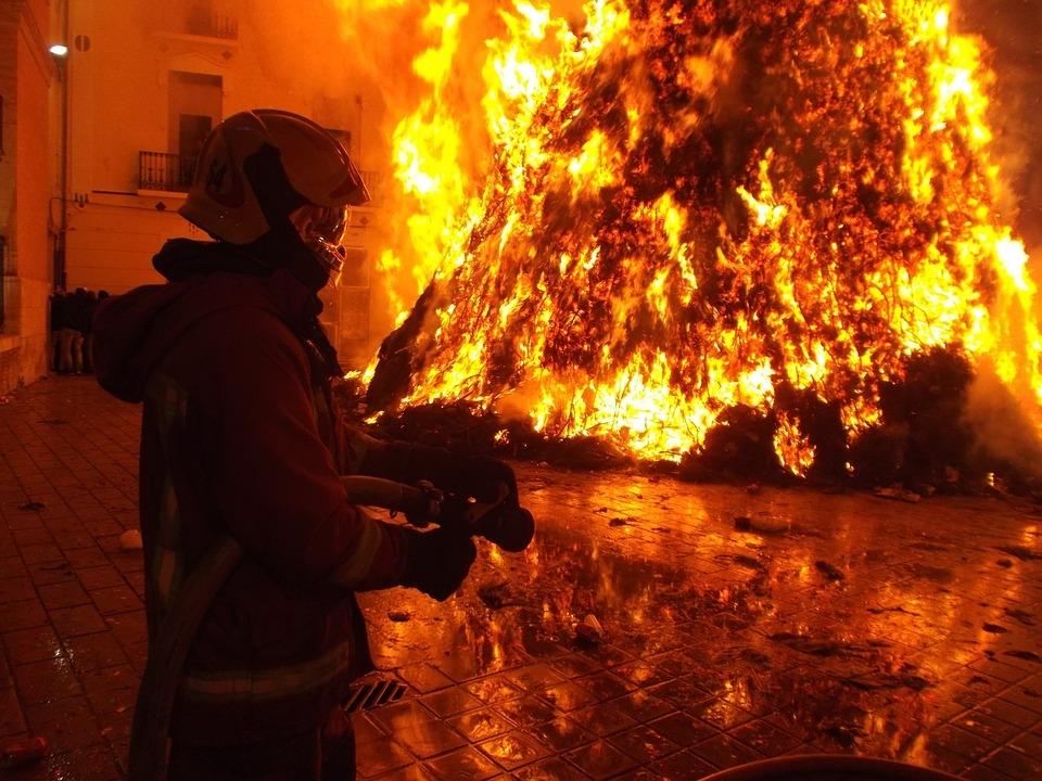 За период с 14 по 20 сентября пожарные бригады ГО и ЧС 7 раз выезжали на тушение возгораний.
