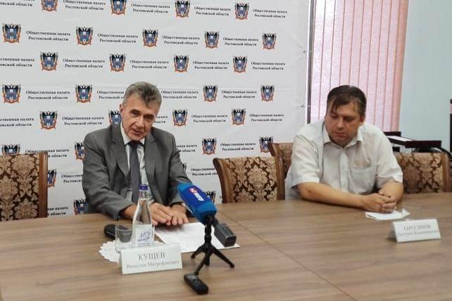 Более двух с половиной тысяч наблюдателей следили за выборами в Ростовской области