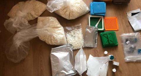 3 кг прегабалина обнаружили краснодарские таможенники в посылках из Нидерландов