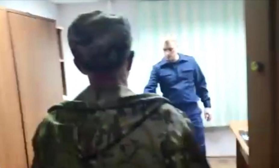 В Красноярском крае задержан мужчина, подозреваемый в убийстве путем поджога четверых пациентов частной наркологической клиники