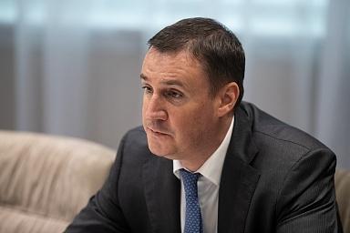 Дмитрий Патрушев обсудил развитие аграрного сотрудничества России и Египта с Чрезвычайным и Полномочным Послом Египта