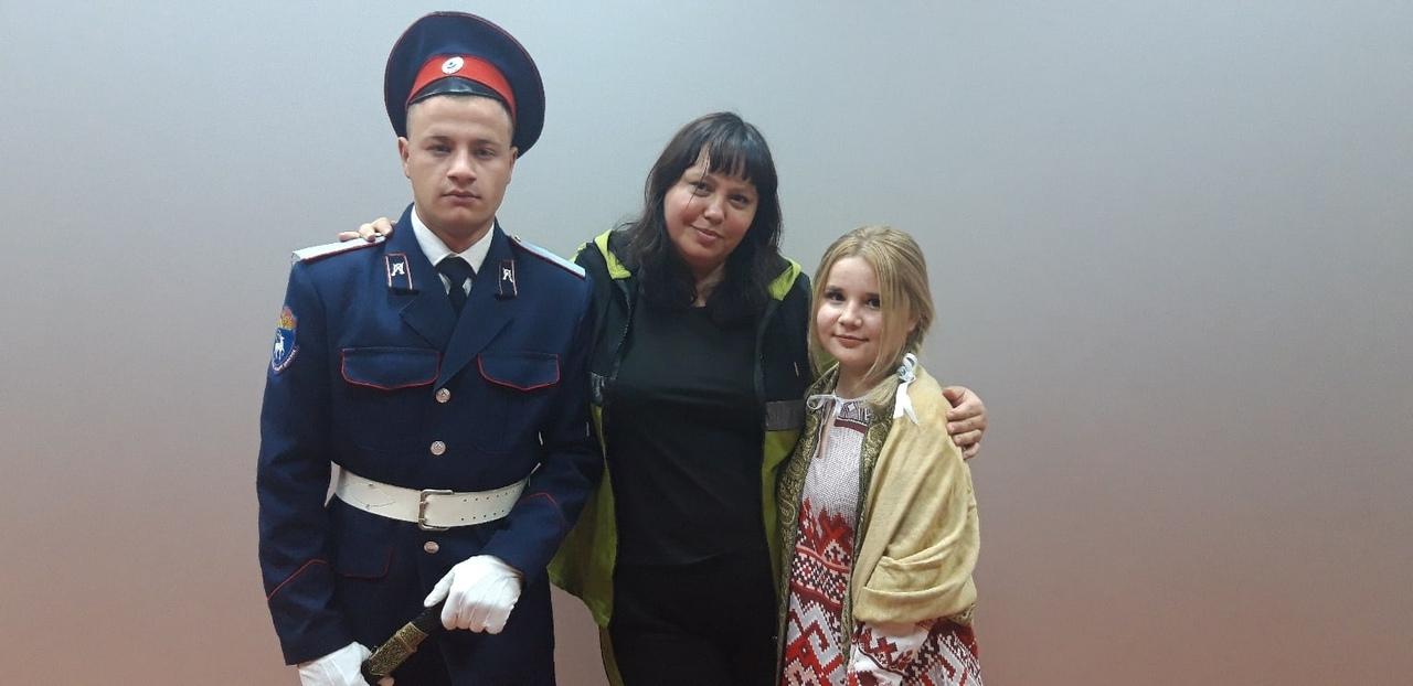 Белокалитвинцы приняли участие в онлайн-конкурсе «Великая казачья Русь»