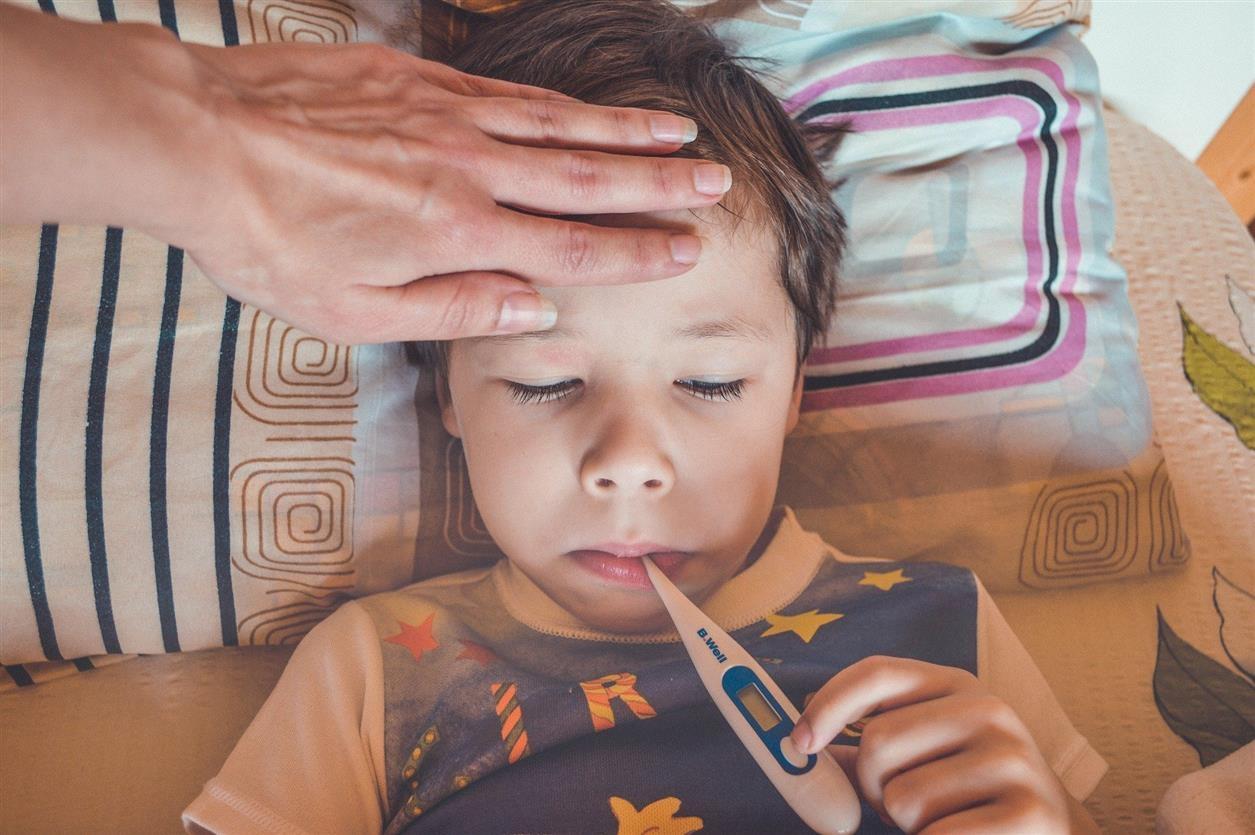 Что делать, если у ребенка появились признаки ОРВИ?