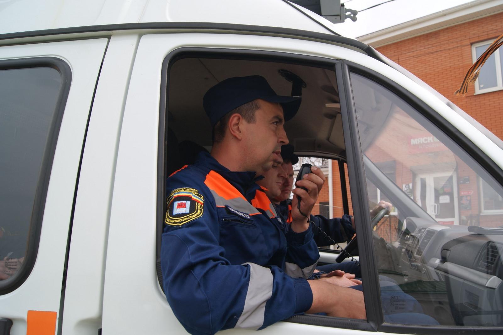 Областные спасатели просят жителей региона соблюдать осторожность в связи с непогодой