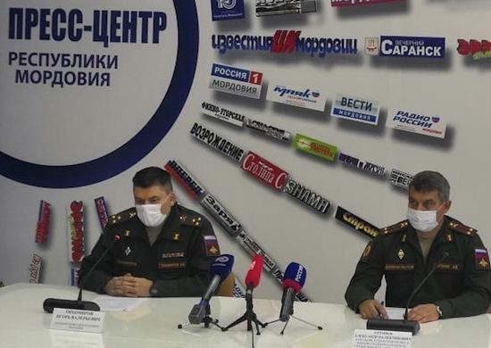 Военный комиссариат Мордовии отправит около 600 призывников к местам прохождения службы
