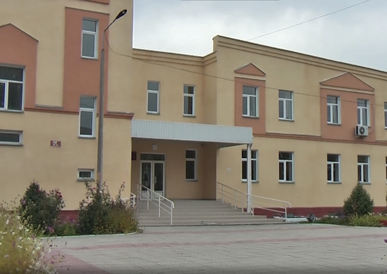 Дети российских военнослужащих в Киргизии поздравили педагогов с Днем учителя