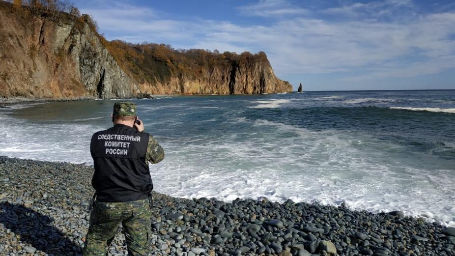 СК России в рамках уголовного дела устанавливает все обстоятельства загрязнения акватории Авачинского залива Камчатского края и гибели морских животных