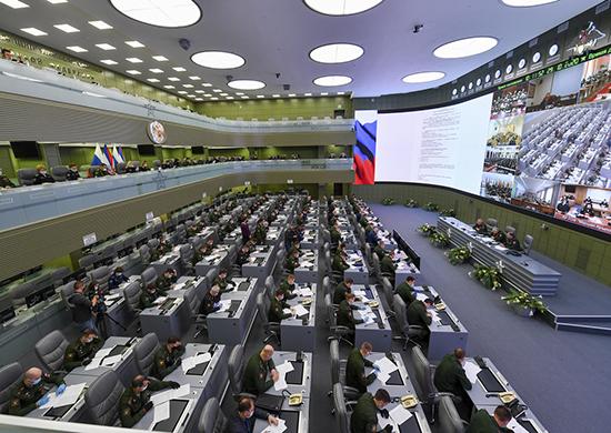 В Вооруженных Силах России впервые проведен Всеармейский правовой диктант