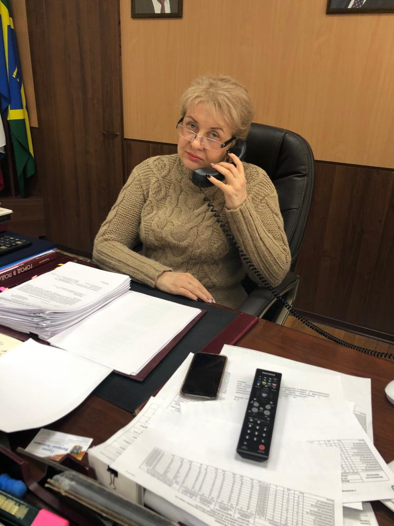 Жители Белокалитвинского района задают свои вопросы главе