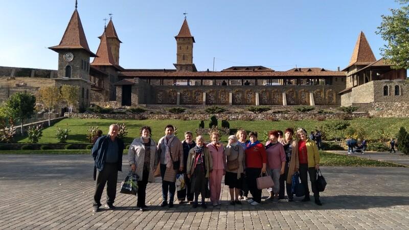 Экскурсия для участников проекта Белокалитвинского отделения Красного Креста