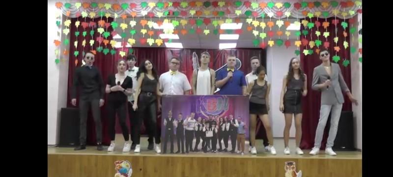 Полуфинал VII сезона Белокалитвинской школьной лиги КВН