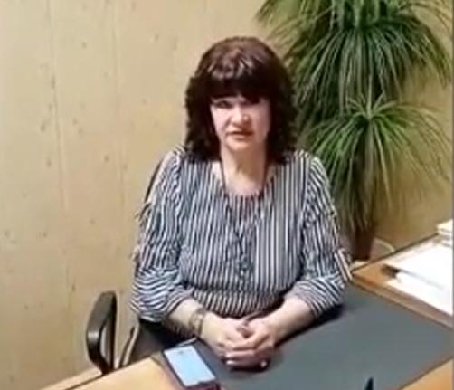 Поздравление Главы администрации Грушево-Дубовского сельского поселения Т.Г. Холодняковой