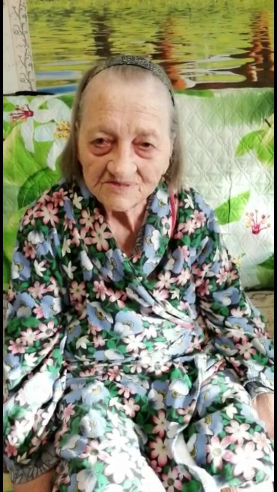 Пенсионерка из х. Богураева приняла участие в онлайн-конкурсе
