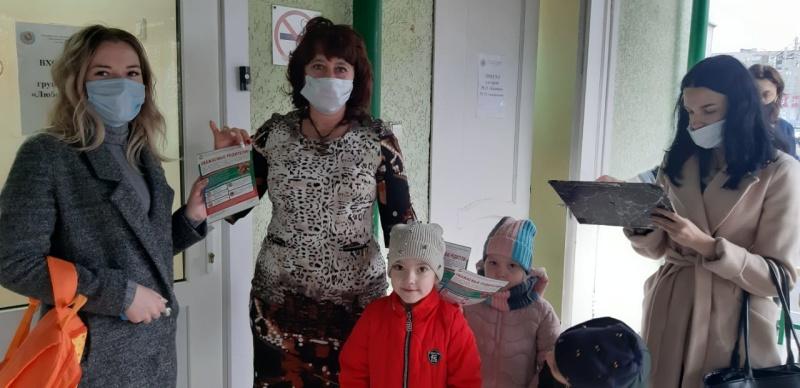 Инструктажи по пожарной безопасности проведены в детских садах Донецка