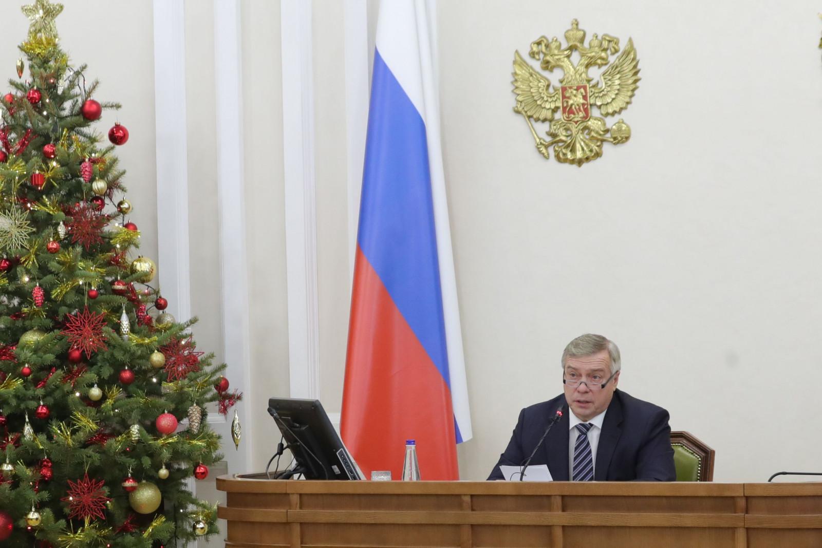 На Дону уточнили ограничения на период новогодних праздников