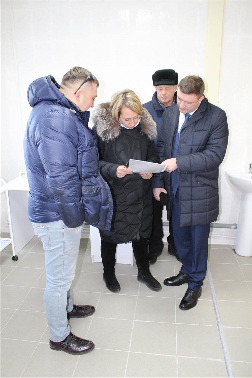 ФАП в Насонтове: скоро открытие!