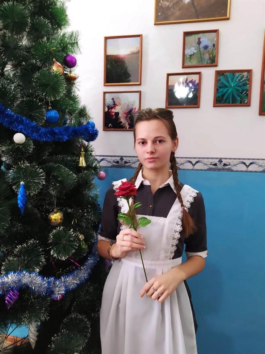 10-классница из Чапаева – победитель конкурса!