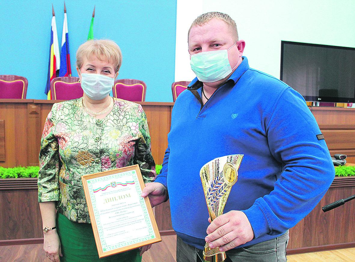 Аграрии Белокалитвинского района выдержали планку