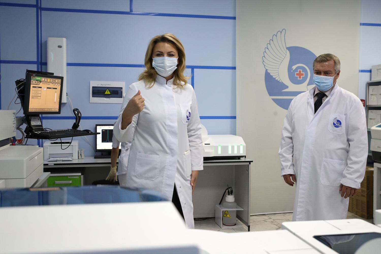 В Ростовской области началась вакцинация медиков от коронавирусной инфекции