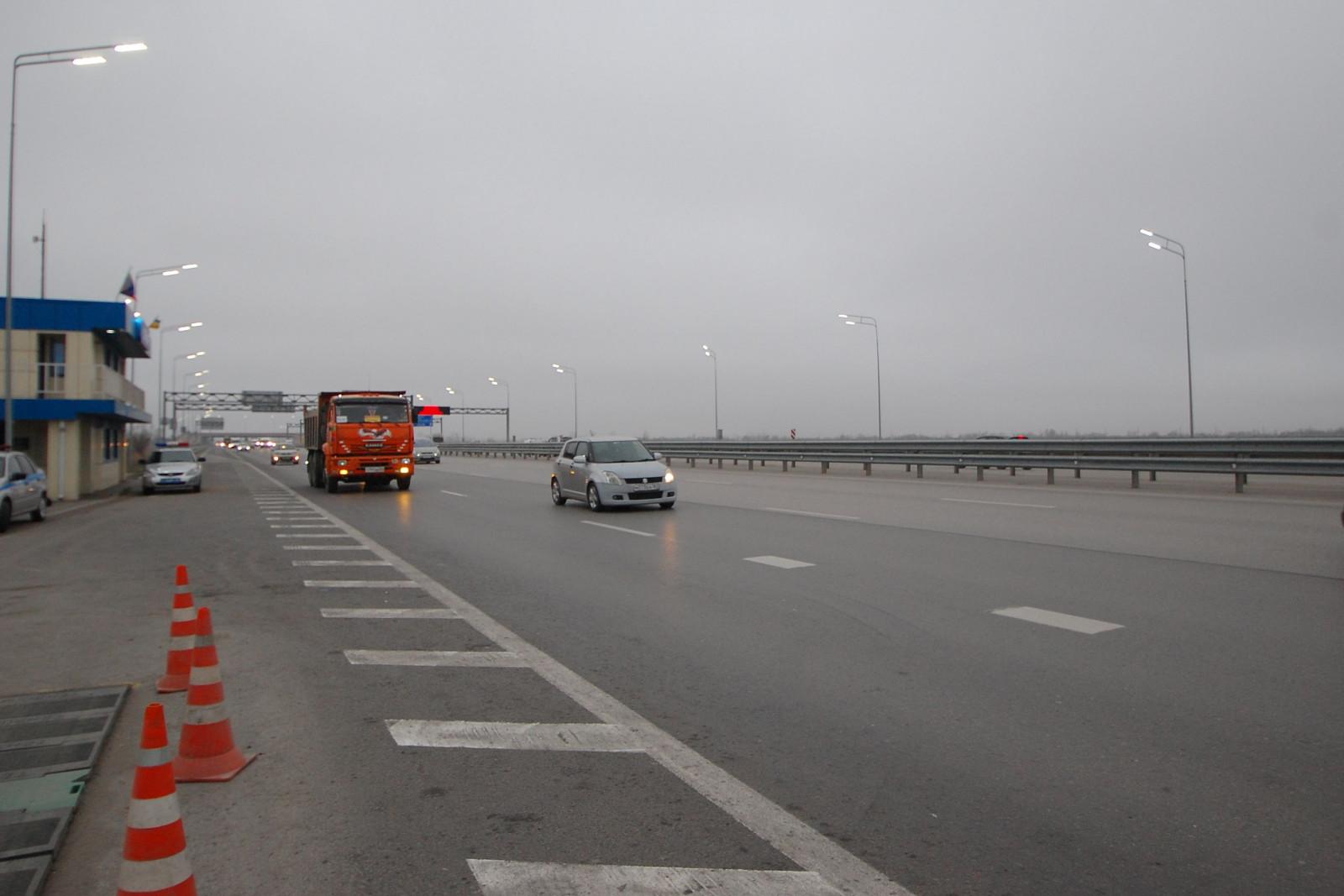 В Ростовской области по итогам 11 месяцев аварийность снизилась на 21,4%