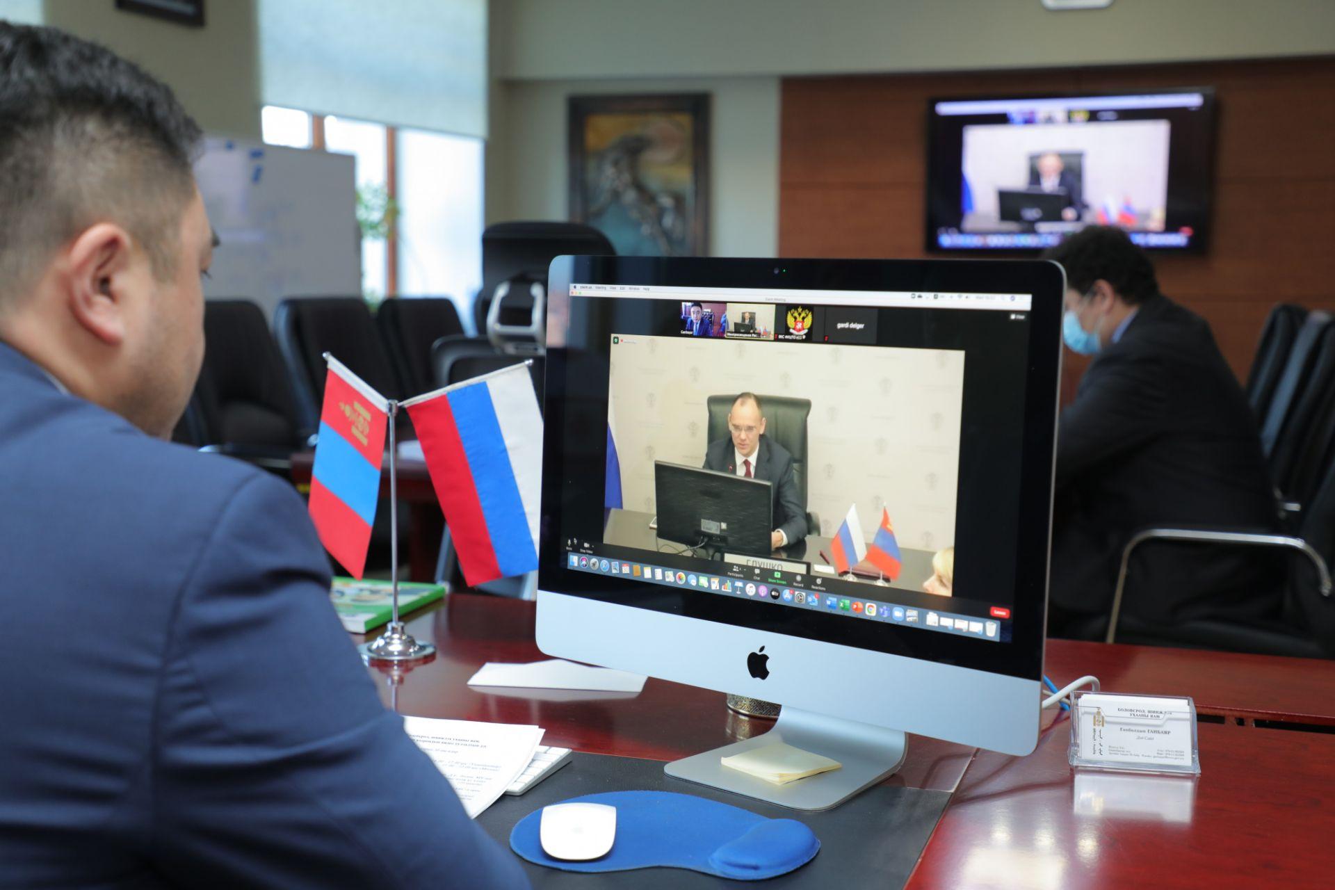 Россия и Монголия подписали меморандум о сотрудничестве в области общего образования