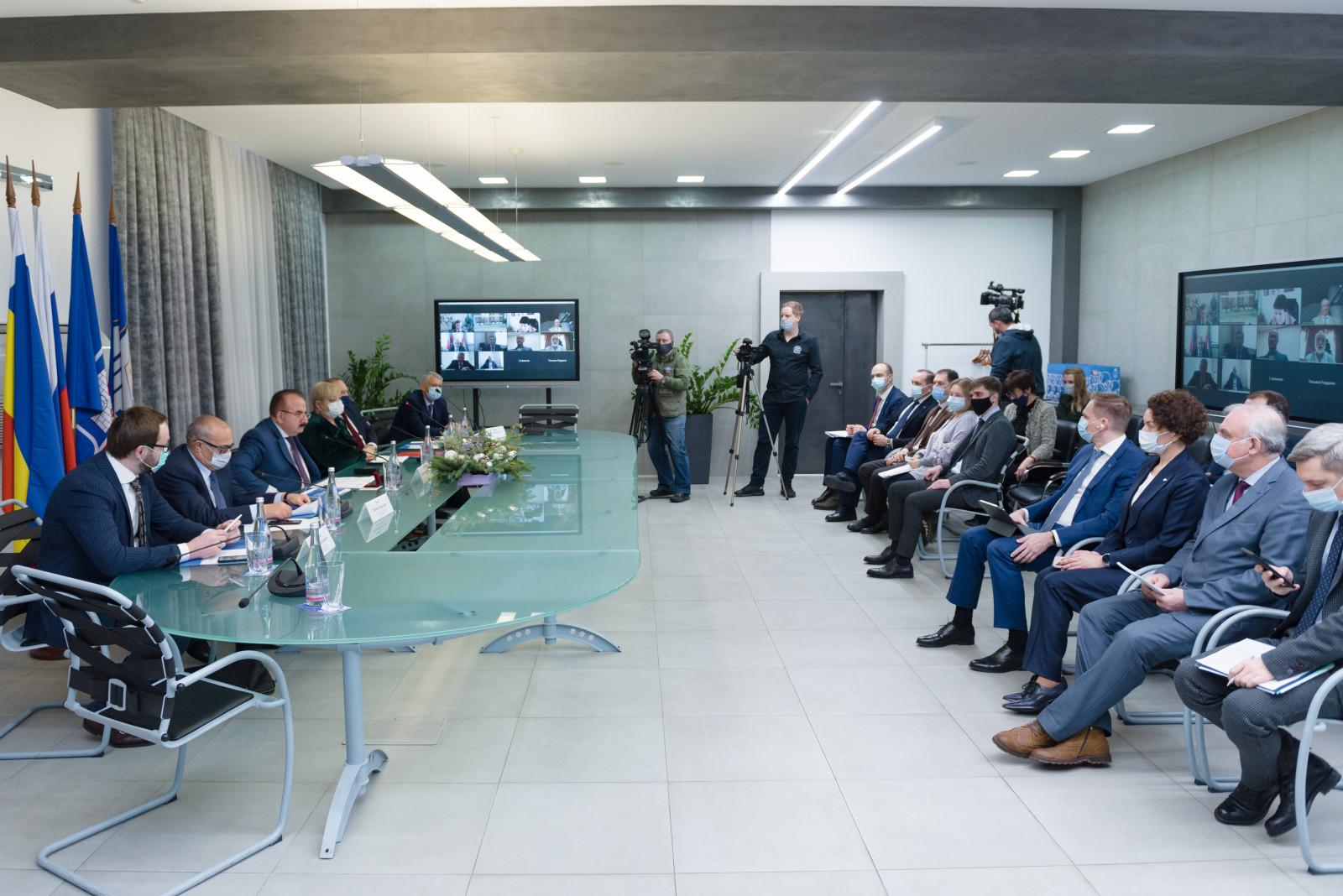 Масштабный инвестпроект «Студенческий городок ДГТУ: 2024» будет реализован в ближайшие несколько лет