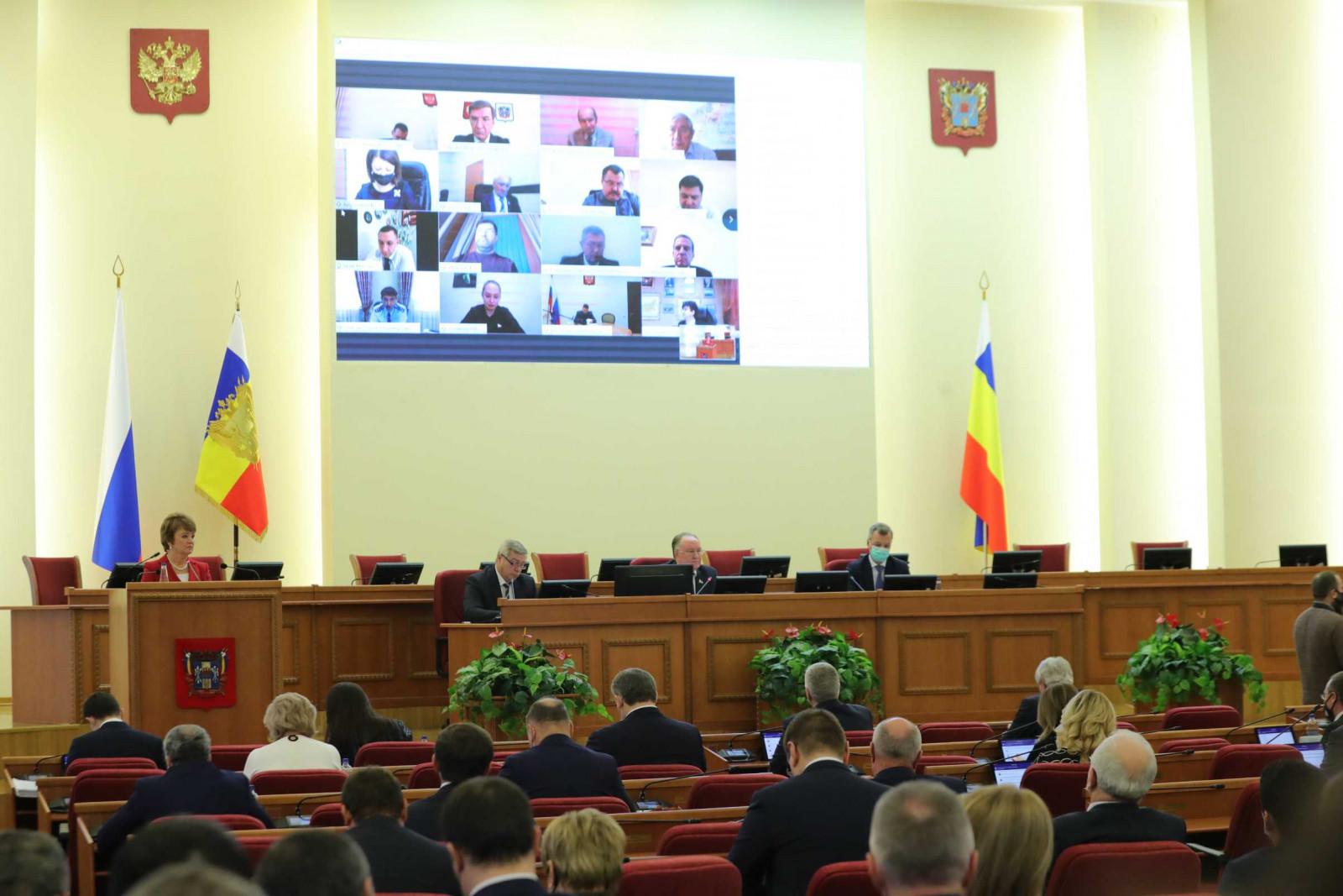 Бюджет Ростовской области в максимальной степени сбалансирован