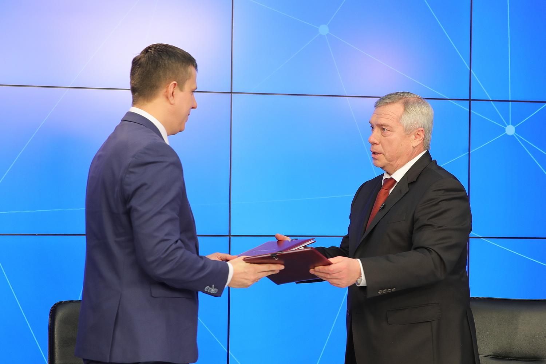 Плодопитомник на площади 52 гектара создаст ООО «Агрофирма Донецкая Долина»