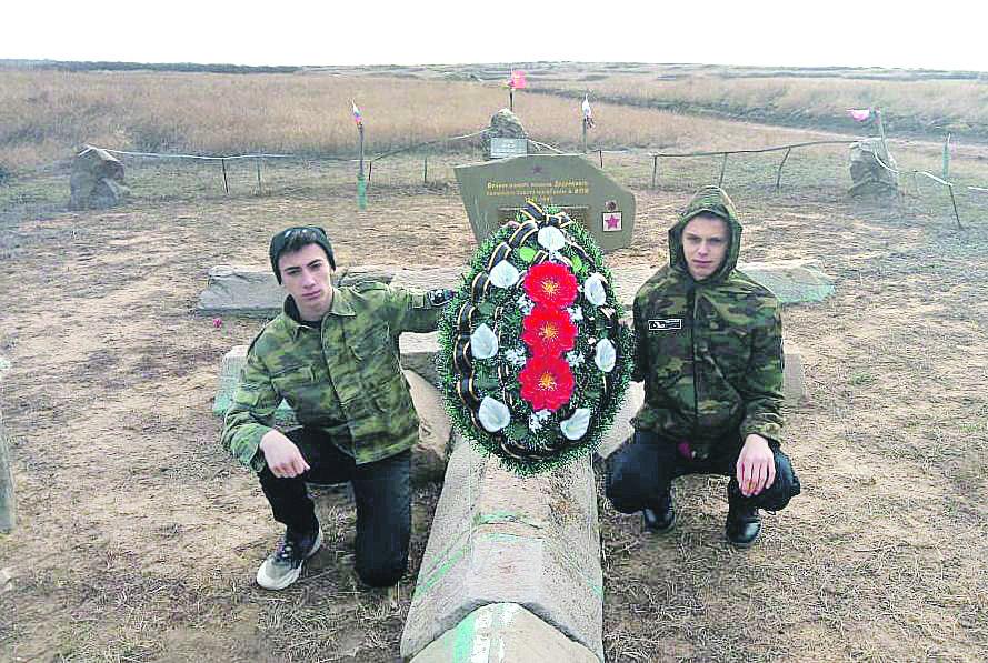 Неизвестным солдатам возвратили имена