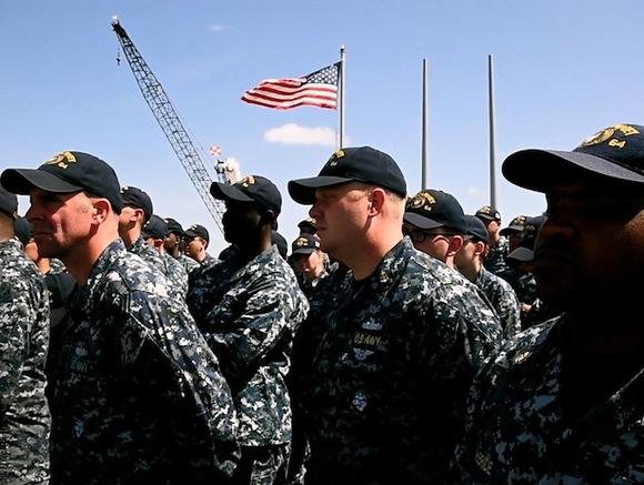 Войска США на Ближнем Востоке приведены в боевую готовность