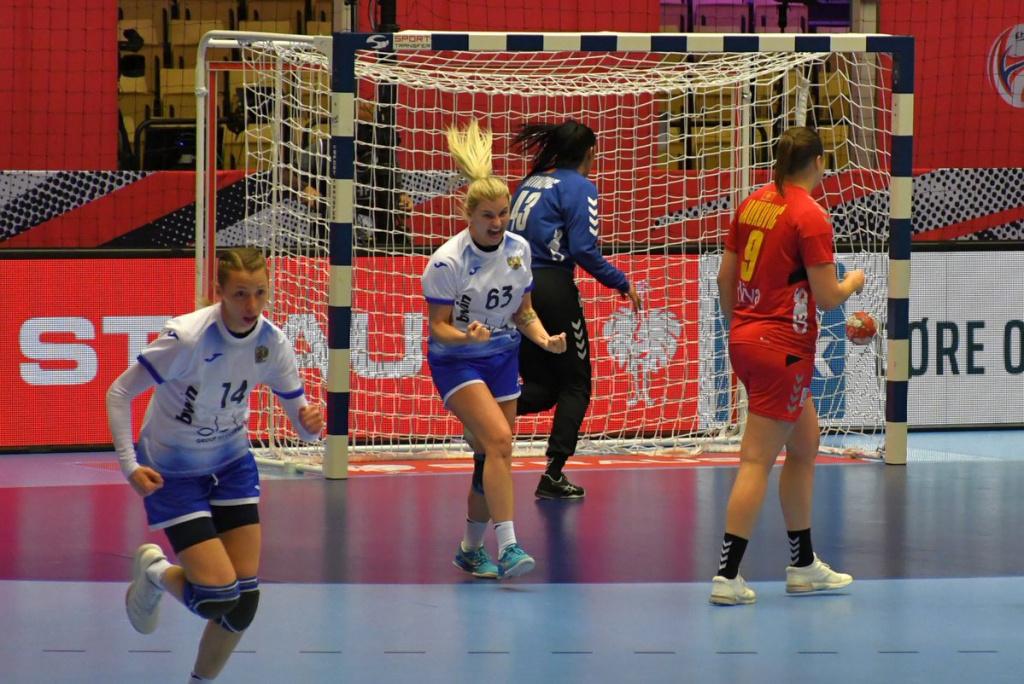 Ростовские гандболистки помогли продолжить успешную серию сборной России