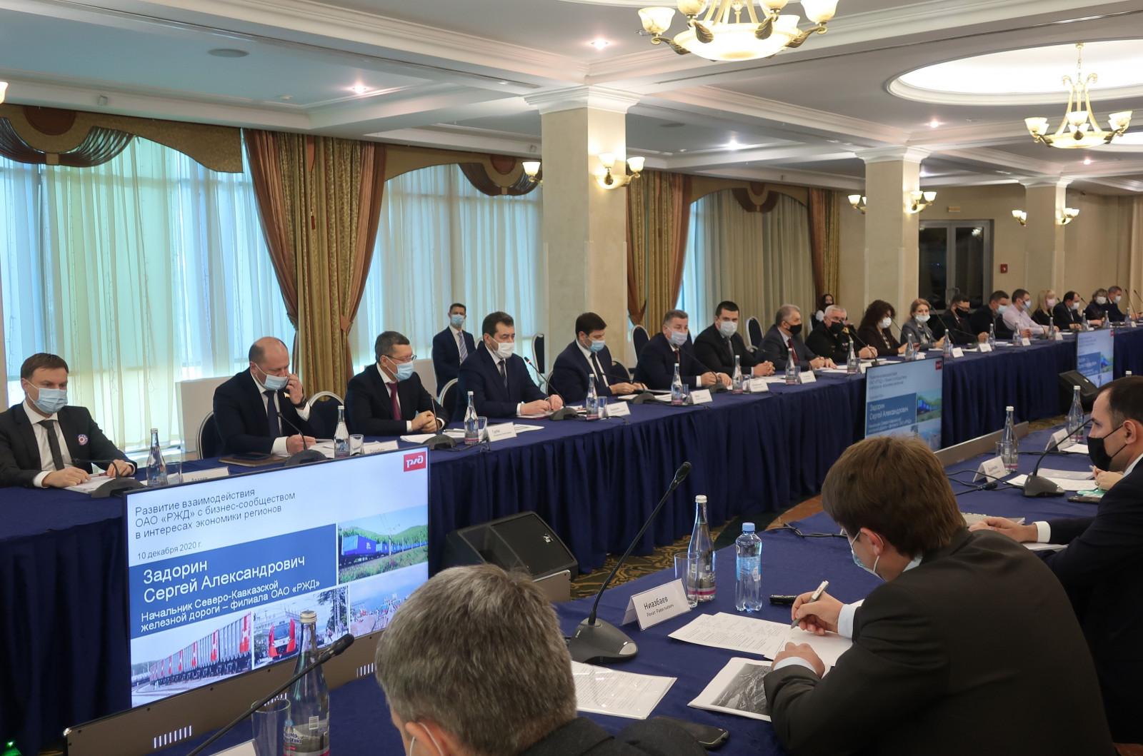 6,6 млрд рублей в железнодорожную инфраструктуру Ростовской области  инвестировали СКЖД