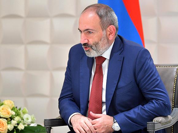 В Армении возобновились протесты с требованием отставки Пашиняна