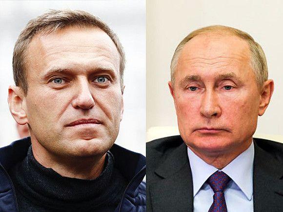 Путин попросил у Запада «хотя бы официальное заключение» по состоянию Навального