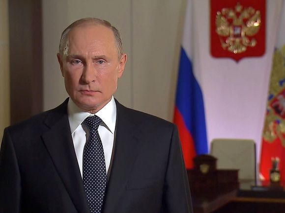 Путин заверил в отсутствии планов ввести локдаун в России