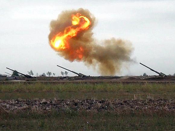Азербайджан назвал число погибших в Карабахе военных