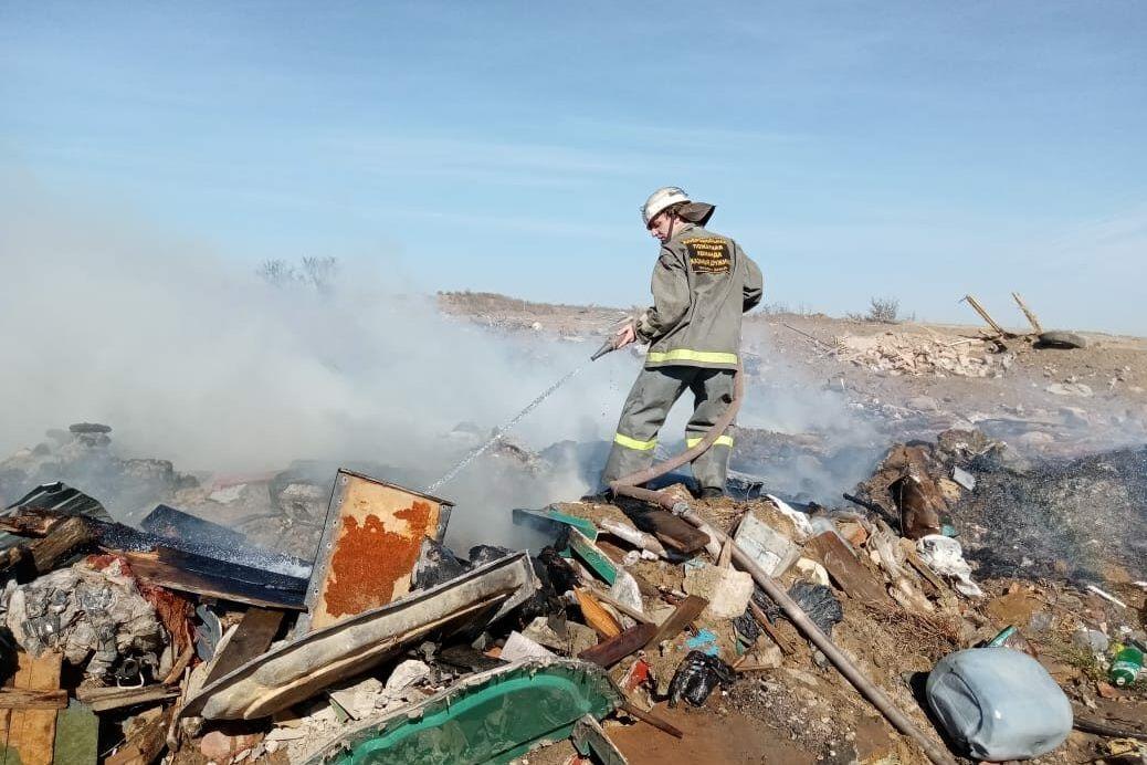 В 2021 году на Дону откроются новые пожарные части