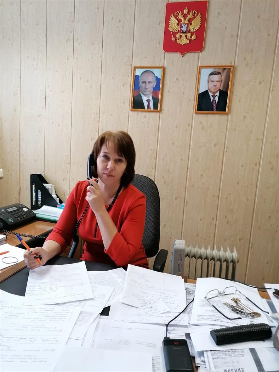 В администрации Синегорского сельского поселения планируют будущий год
