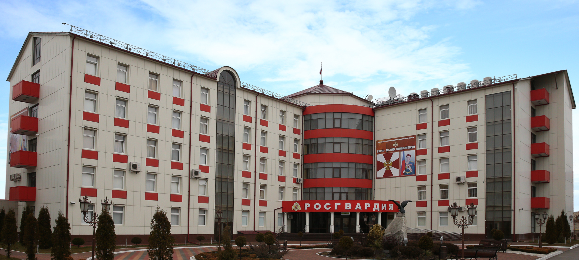 В Северо-Кавказском округе Росгвардии проходит оперативный сбор руководящего состава