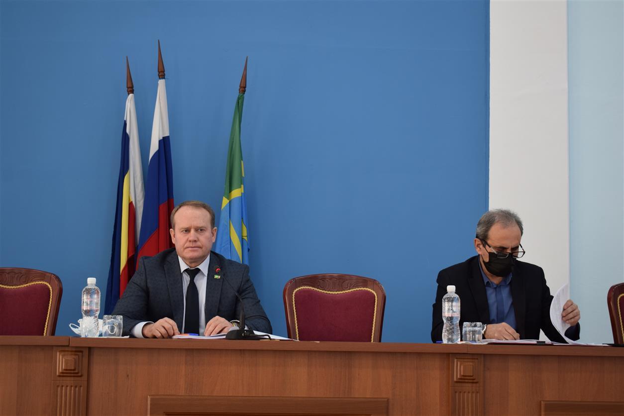 Утвержден бюджет Белокалитвинского района