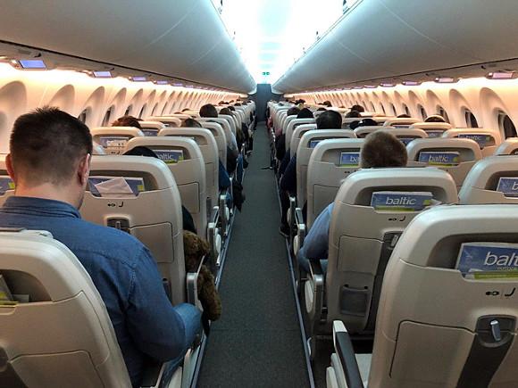Российские авиакомпании существенно сократили перевозки в 2020 году