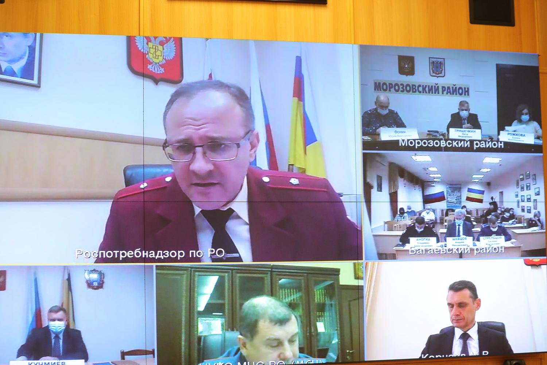 Новые ограничения в Ростовской области не требуются