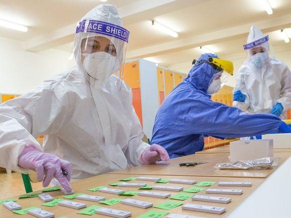 В Греции обнаружили «британский» штамм коронавируса