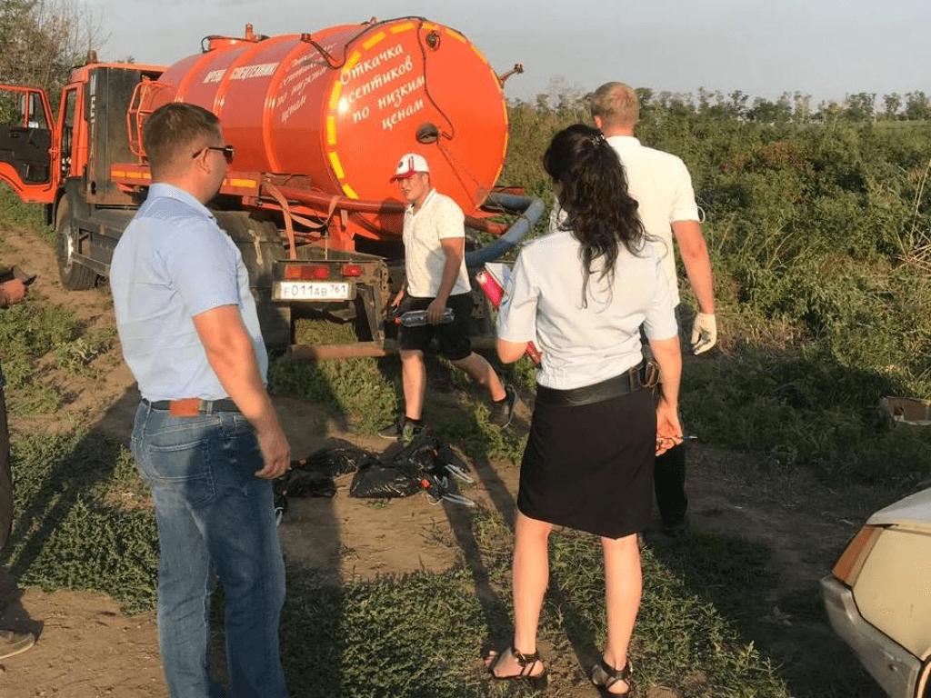Нарушитель заплатит за вред окружающей среде 300 тысяч рублей