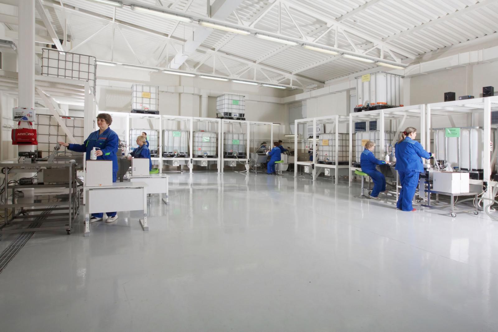 Ростовская компания — одна  из лучших среди производителей дезсредств
