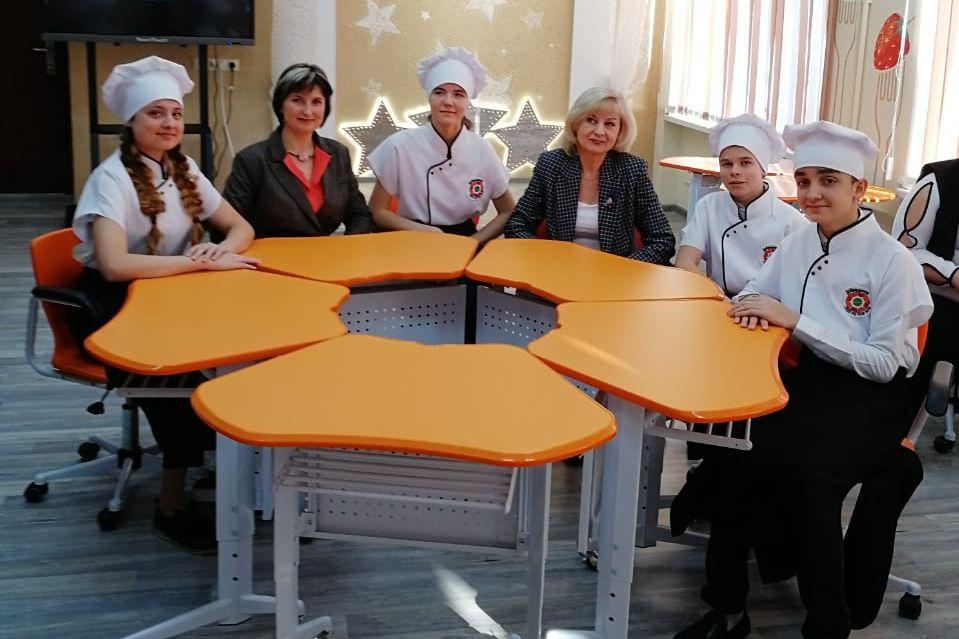 В 2019-2020 гг. в рамках нацпроекта «Образование» обновлена материальная база 12 коррекционных школ области