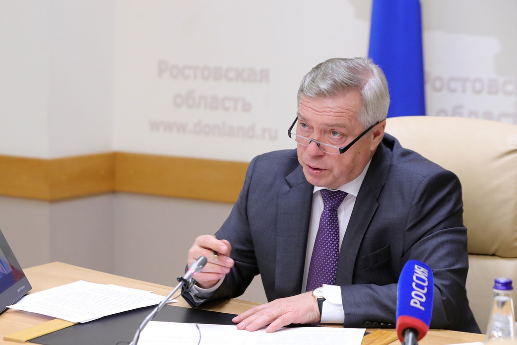 Василий Голубев: «В правительстве региона будет ужесточен контроль исполнения проектов»