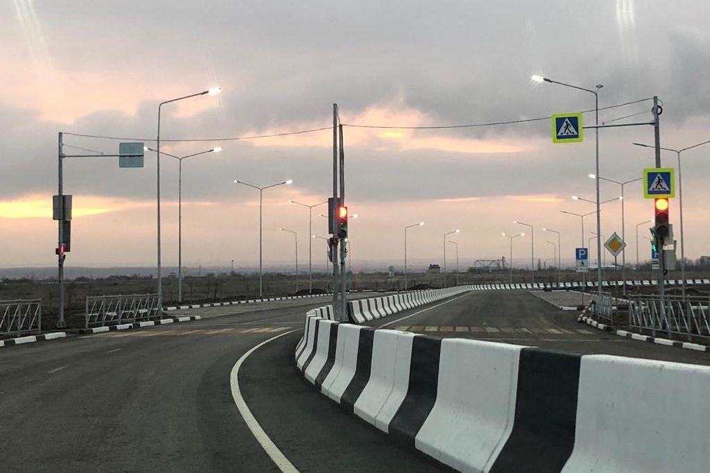 В Ростове-на-Дону по программе «Стимул» построят еще четыре дороги